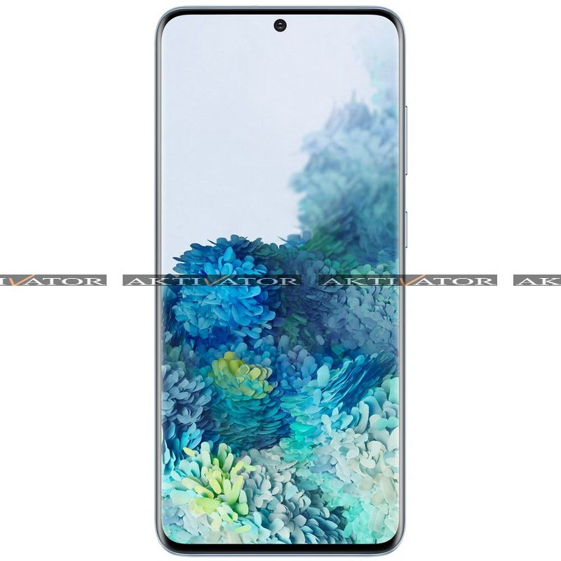 Смартфон Samsung SM-G980F Galaxy S20 128Gb Blue