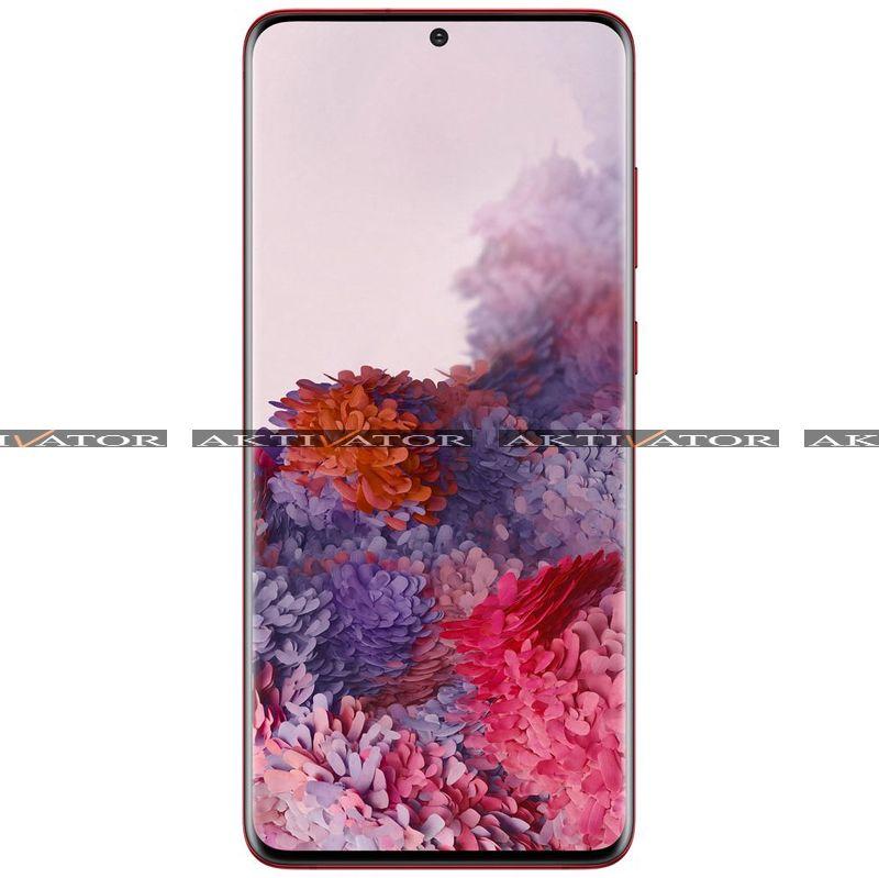 Смартфон Samsung SM-G985F Galaxy S20+ 128Gb Red