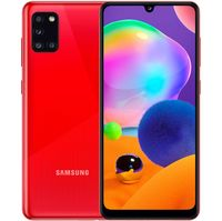 Смартфон Samsung Galaxy A31 128GB (Red)