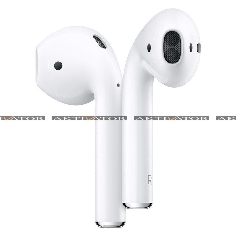 Стерео гарнитура Apple AirPods II Wireless