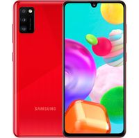 Смартфон Samsung Galaxy A41 64Gb (Red)