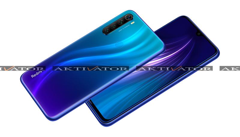Смартфон Xiaomi Redmi Note 8 4/128GB (Blue)