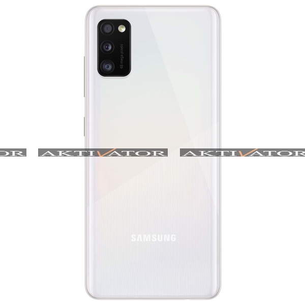 Смартфон Samsung Galaxy A41 4/64Gb (White)