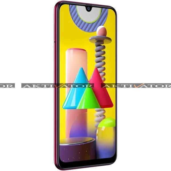 Смартфон Samsung SM-M315F Galaxy M31 128Gb (Red)
