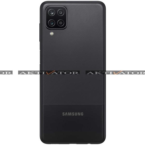 Смартфон Samsung Galaxy A12 3/32GB (Black)