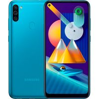 Смартфон Samsung Galaxy M11 32Gb (Turquoise)
