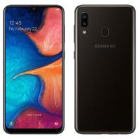 Смартфон Samsung Galaxy A20 2019 32Gb Black