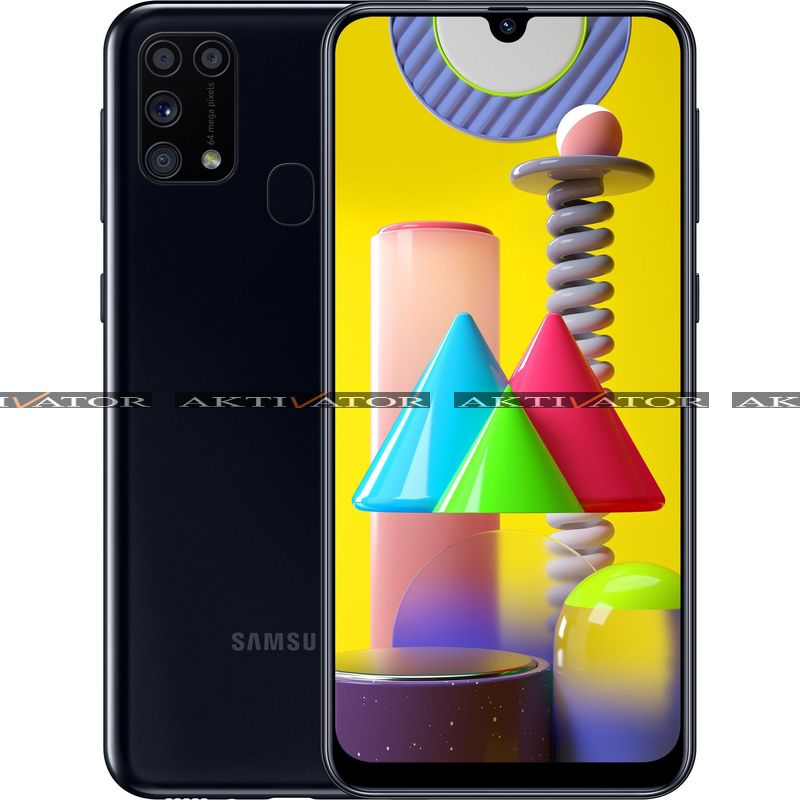 Смартфон Samsung SM-M315F Galaxy M31 128Gb (Black)