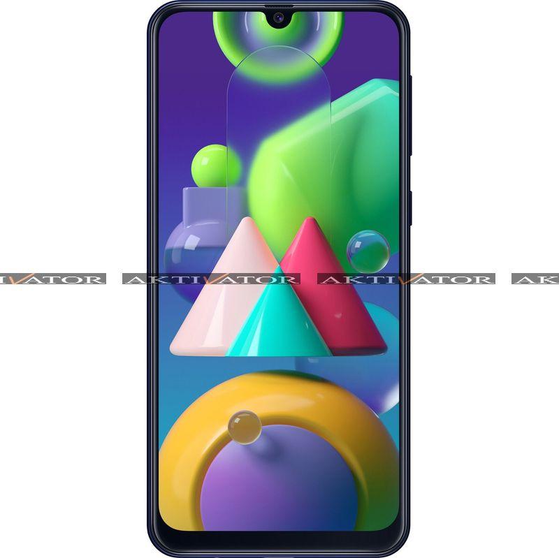 Смартфон Samsung SM-M215F Galaxy M21 2020 64Gb (Blue)