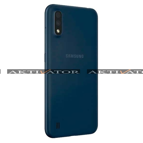 Смартфон Samsung Galaxy A01 16Gb Blue