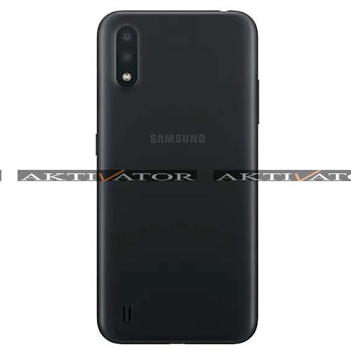 Смартфон Samsung Galaxy A01 16Gb Black