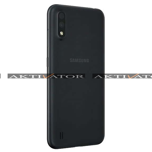 Смартфон Samsung Galaxy A01 16Gb Black