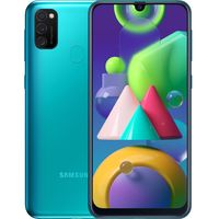 Смартфон Samsung SM-M215F Galaxy M21 2020 64Gb (Green)