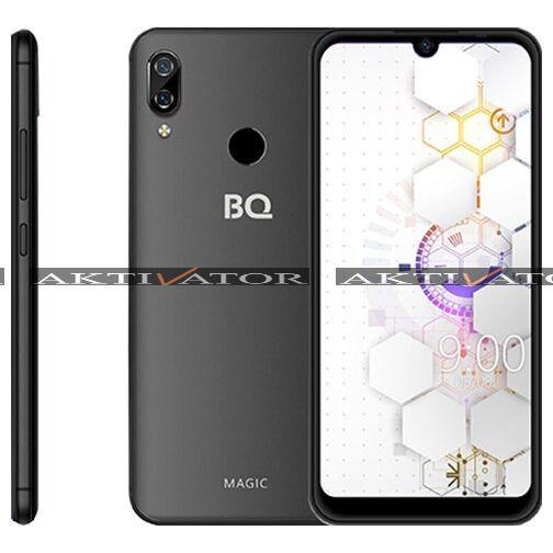Смартфон BQ BQS-6040L Magic (Black)