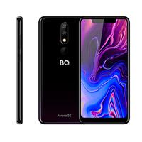 Смартфон BQ 5732L Aurora SE (Black-Purple)