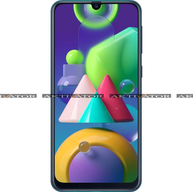 Смартфон Samsung SM-M215F Galaxy M21 2020 64Gb (Green)