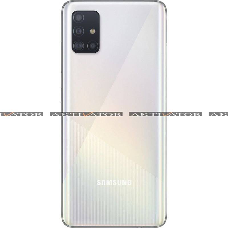 Смартфон Samsung SM-M515F Galaxy M51 128Gb (White)