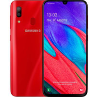 Смартфон Samsung Galaxy A40 64 ГБ Red