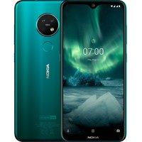 Смартфон Nokia 7.2 DS (TA-1196) 64GB (Green)