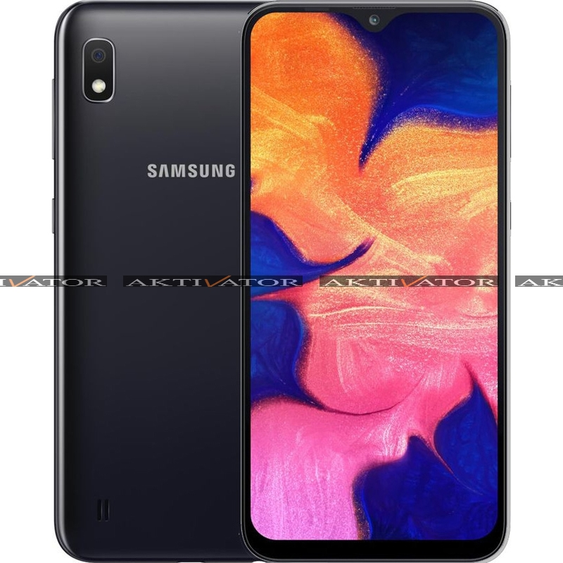 Смартфон Samsung Galaxy A10 2019 32Gb Black