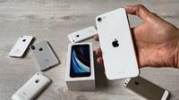 Смартфон Apple iPhone SE 2020 128GB (White)