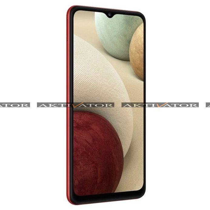 Смартфон Samsung Galaxy A12 4/64GB (Red)