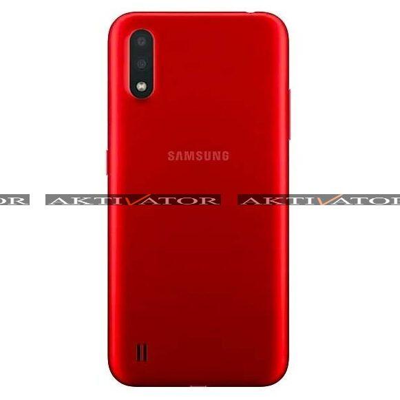 Смартфон Samsung Galaxy A01 16Gb Red