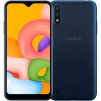 Смартфон Samsung Galaxy M01 32Gb (Blue)