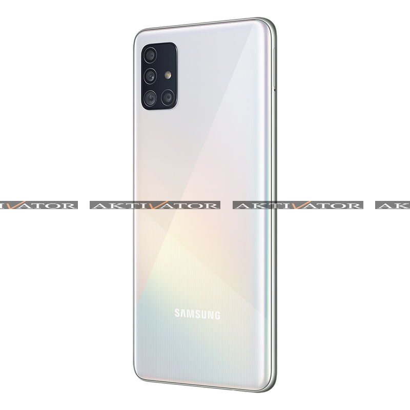 Смартфон Samsung Galaxy A51 64 ГБ White