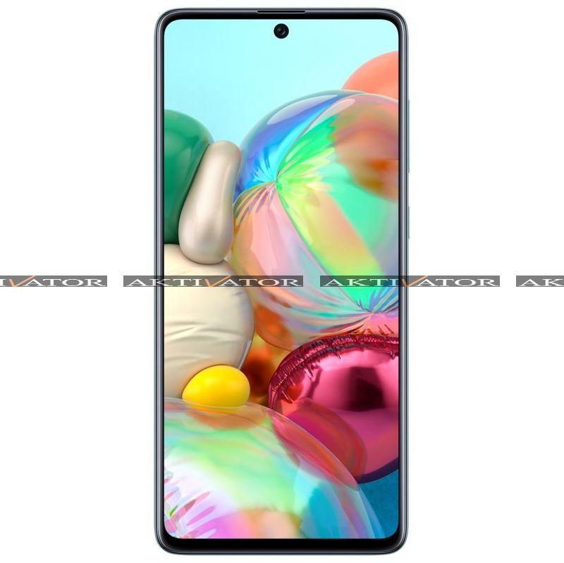 Смартфон Samsung Galaxy A71 128Gb Black